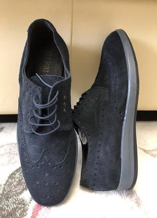 Италия итальянские мужские туфли оксфорды 40