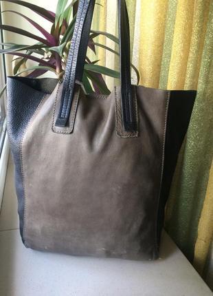ff186f3d10a5 Кожаные сумки-мешок, женские 2019 - купить недорого вещи в интернет ...