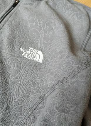 Флисовая кофта от the north face4 фото