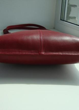 Шкіряна фірмова англійська сумка jane shilton. оригінал!!!6 фото