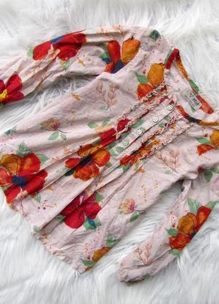 Стильная кофта блузка рубашка next