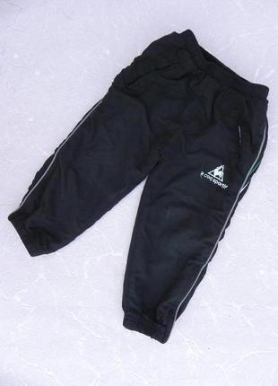 Спортивные штаны le coq sportif 2-3 года 92-98 см