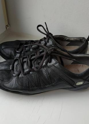 Туфли мокасины clarks 37р. 24 см.