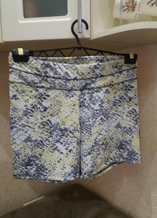 Бомбезные стрейчевые шорты--бренд--energetics-14 16