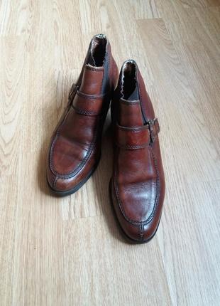 Продам ботинки италия