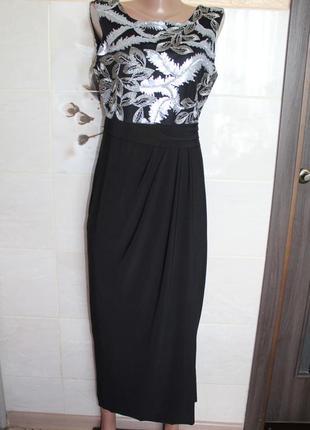 c99f5e004e5 Нарядное платье с вышивкой wallis в идеальном состоянии m
