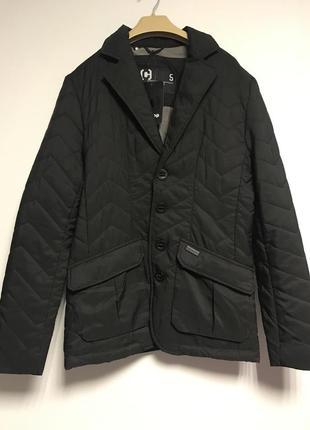 Стёганный утеплённый пиджак куртка cropp design unit