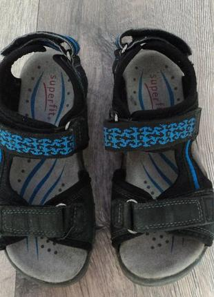 Босоножки сандалии superfit . размер 31.