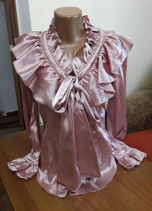 Шовкова блуза gucci