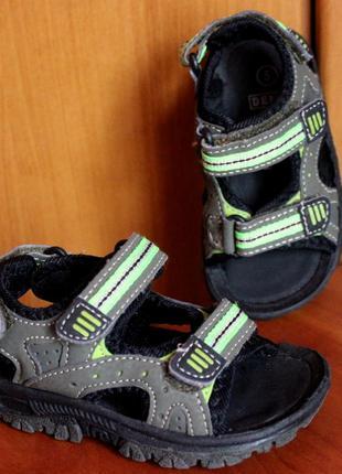 Сандалии босоножки demo max shoes великобритания р.22