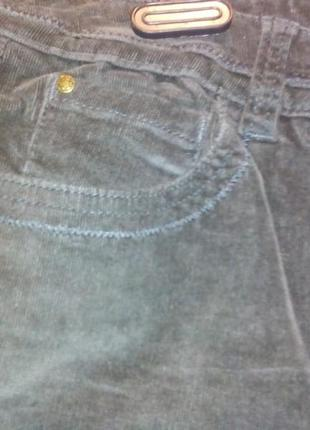 Серые вельветовые шорты-л-хл10 фото
