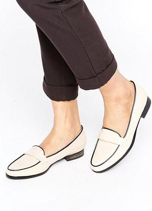 Туфельки с оборками