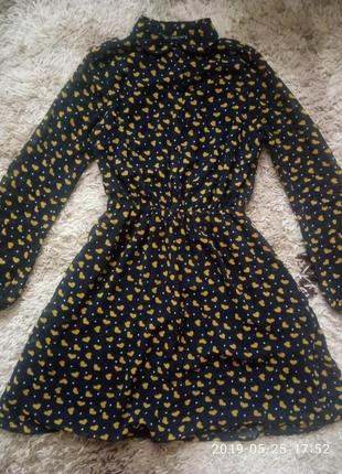 Легкое платье от zara на корпоратив