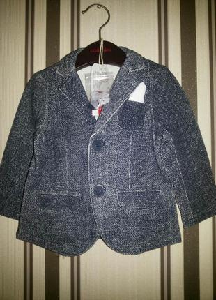 Стильный  красивый пиджак  to be too италия
