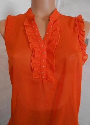 Супер красивая и воздушная  блузка ze-ze concept