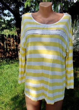 Стрейчевая блузка для пышных форм