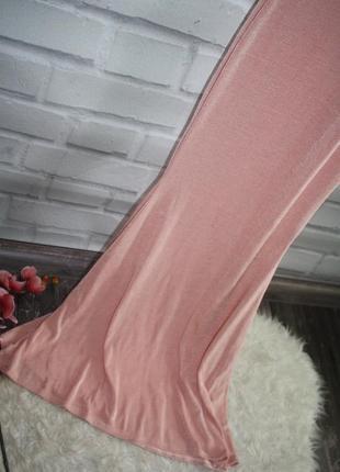 Особенное макси платье6 фото