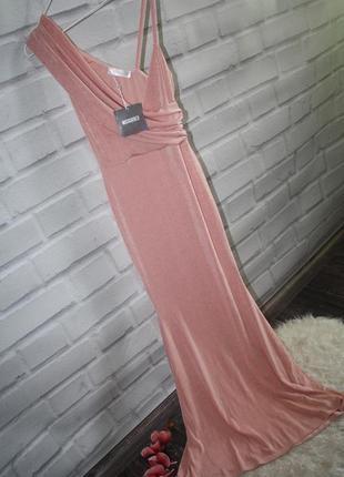 Особенное макси платье3 фото