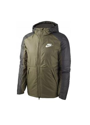 Куртка nike sportwear syn fill fleece jacket c флисом оригинал новая с бирками