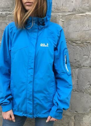 Куртка jack wolfskin texapore air 2+ (оригинал, l).