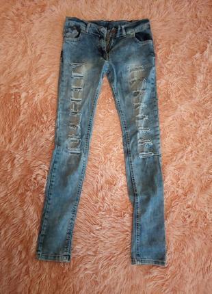 Порвані джинси