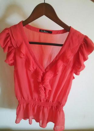 Летняя блуза kira plastinina
