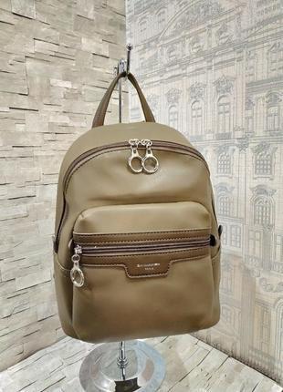Стильный рюкзак david jones, премиум качество