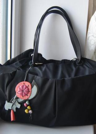 Кожаная / тканевая сумка radley