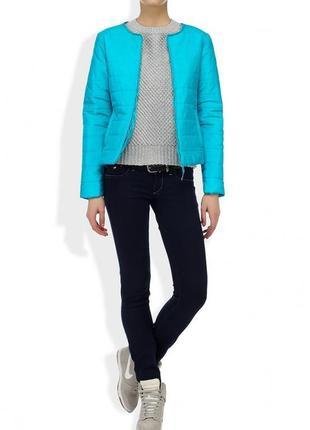 Легкая голубая куртка kira plastinina