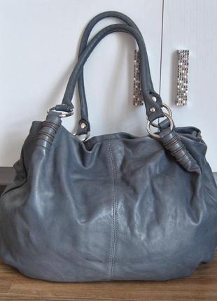 f27384f6061a Кожаные сумки-мешок, женские 2019 - купить недорого вещи в интернет ...