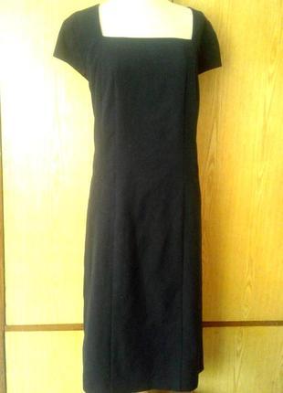 Темно-синее платье ,5xl.