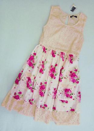 Платье из батиста atmosphere, англия