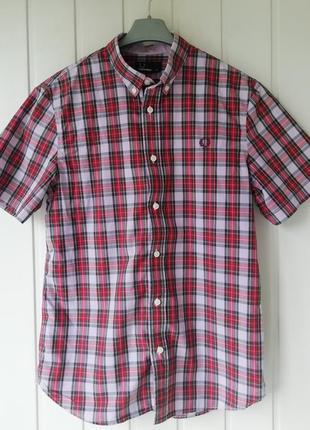 Рубашка, шведка фирмы fred perry