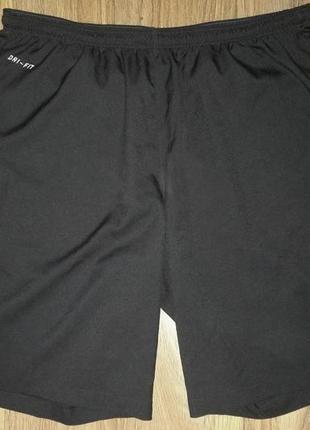 Шорти атлетичні nike laser ii woven dri-fit shorts