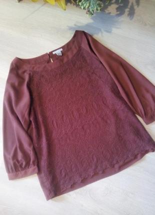 Шикарная блузка h&m2 фото
