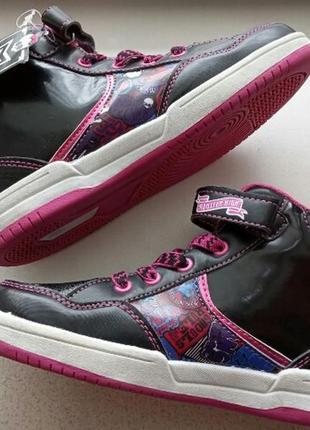 👵хайтопы кроссовки ботинки для девочки,  monster high