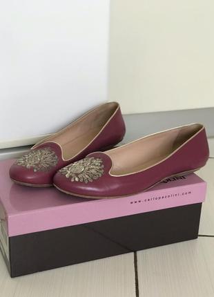 Балетки женские туфли carlo pazolini