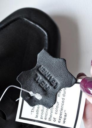 Удобные мягкие кожаные лоферы туфли мягкая пятка6 фото