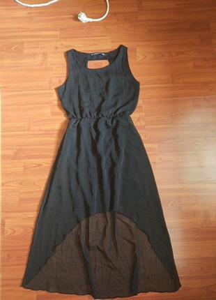 Шикарное платье zara рр s