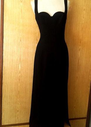 Черное платье, m