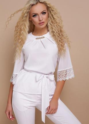 Нарядная блуза6 фото
