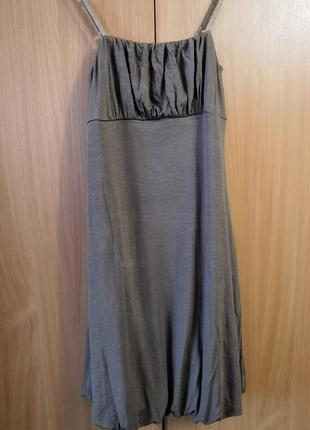 Платье-сарафан paquita, made in italy, размер с1 фото