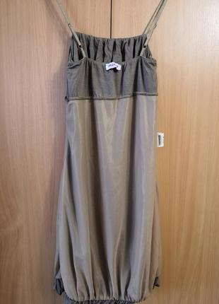 Платье-сарафан paquita, made in italy, размер с4 фото