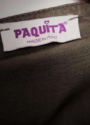 Платье-сарафан paquita, made in italy, размер с5 фото