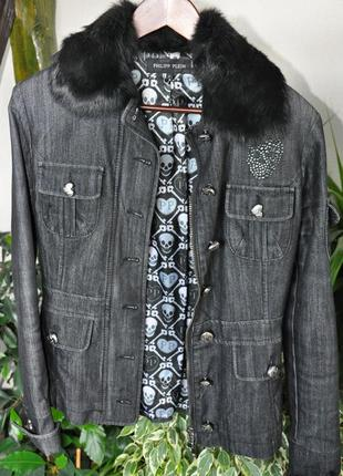 Супер стильная котоновая куртка