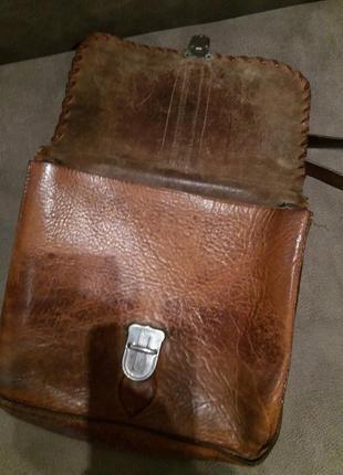 Сумка планшет кожа6 фото