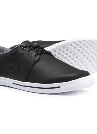 Кроссовки under armour  street encounter iv leather