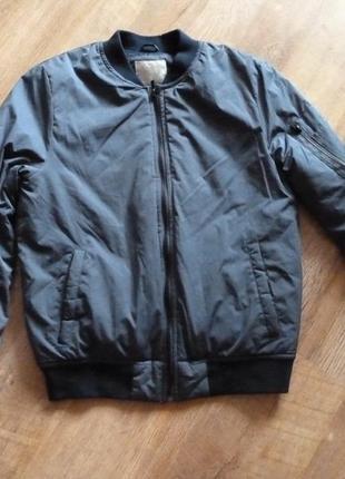 Zara бомбер, куртка зара на 13 лет рост 158 см