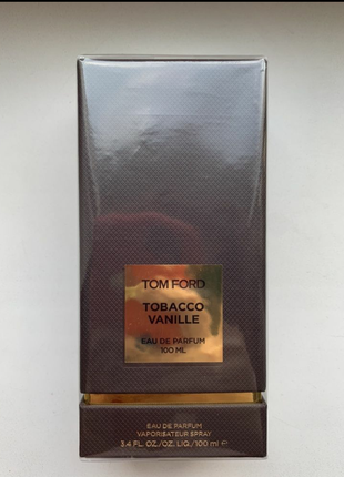 Tom ford tabacco vanille оригинал