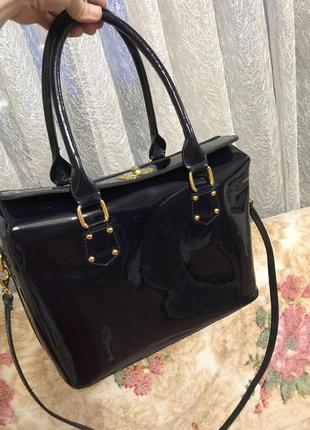 790032ee0ddc Лаковые сумки, женские 2019 - купить недорого вещи в интернет ...